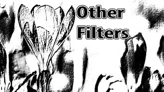 #90 Video, High-pass, Offset, Custom, Minimum, Maximum and Other Filters in adobe Photoshop