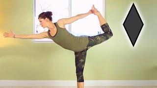 Video Vinyasa Yoga - Core Strength and Balance download MP3, 3GP, MP4, WEBM, AVI, FLV Maret 2018