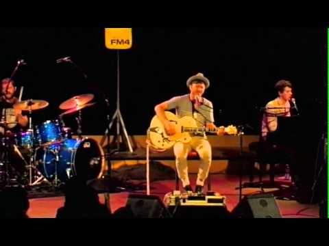 """Portugal. The Man - """"The Sun"""" (Live from FM4)"""