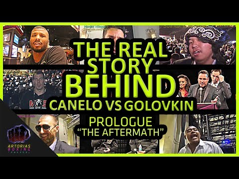 Canelo vs Golovkin The Aftermath (Documentary) #CaneloGGG
