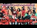 #psmmakassar #pialaindonesia  Reaksi PSM Lolos Final Piala Indonesia di Kandang Madura United