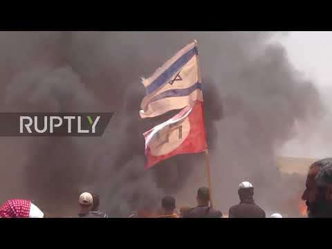 State of Palestine: Scores killed during US embassy move protests in Gaza