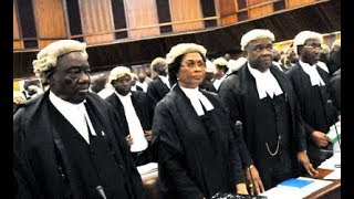 Video Is Anything Wrong with Wearing Hijab to be Called to Bar? |  Gudu Morning Nigeria Show download MP3, 3GP, MP4, WEBM, AVI, FLV Mei 2018
