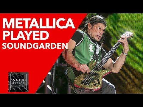 """Metallica Cover Soundgarden's """"Black Hole Sun"""" for Chris Cornell"""