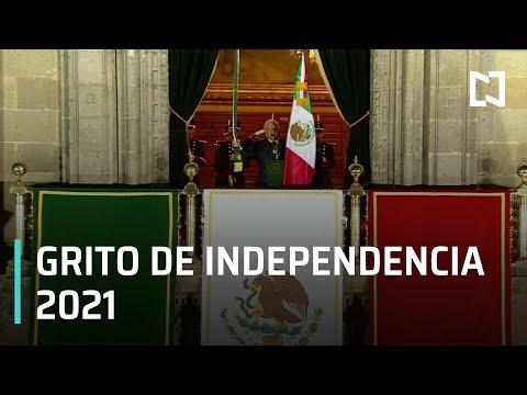 En vivo: Grito de Independencia 2021