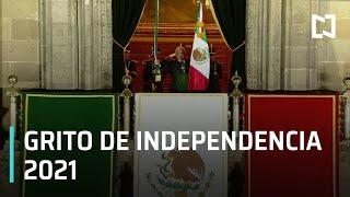 Grito de Independencia 2021