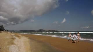 видео АзовЛенд - пансионат на море без посредников - Азовский