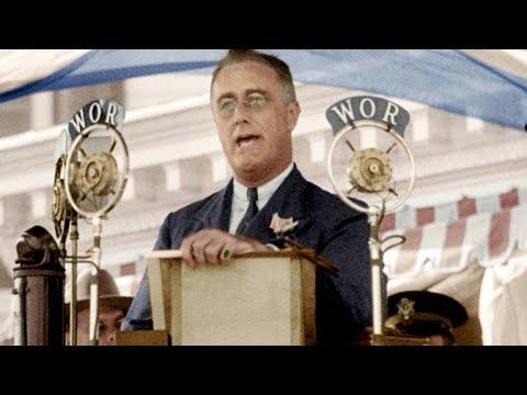 Franklin D. Roosevelt: President and Leader of an Economic Renaissance   Mini Bio   BIO