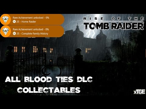 Rise Of The Tomb Raider Trophy Guide Road Map Playstationtrophies Org