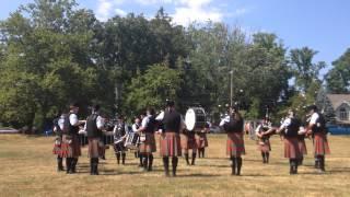 St. Columcille Jersey Shore Celtic Festival 2014 Gr. 4 1st place
