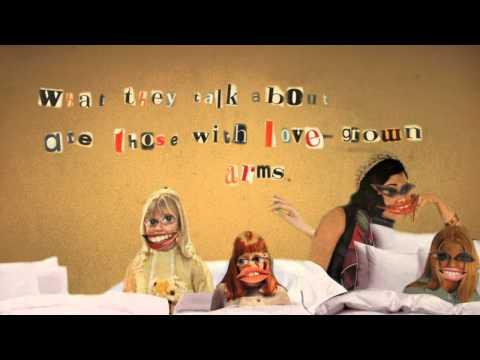"""Tributaries"" by Ramona Ausubel - An Electric Literature Single Sentence Animation"