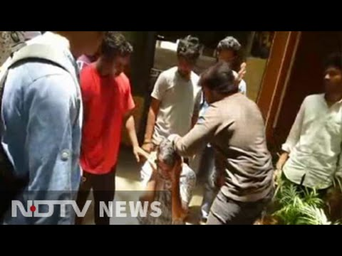 For post against Kannada actors, engineering student thrashed by mob