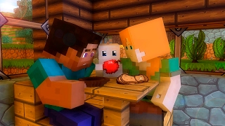 Steve Life 1-3  - Minecraft animation