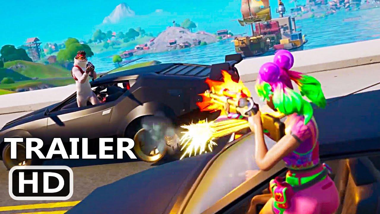 "PS4 - Fortnite ""Joy Ride"" Trailer (2020)"