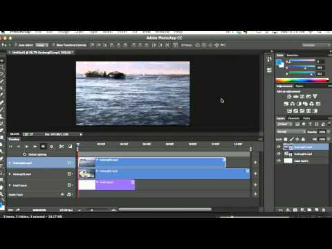 Adobe MAX: Making Movement Creating and Editing Stunning Videos in Photoshop