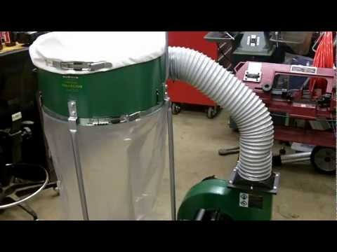 Building a heavy duty centrifugal blower homemade for Harbor freight blower motor