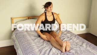 7 Yoga Poses To Help You Sleep Better