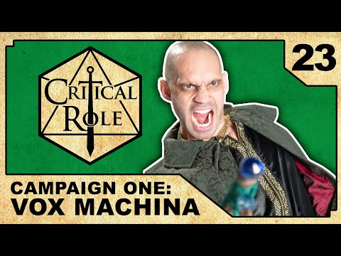 THE REMATCH - Critical Role RPG Show: Episode 23