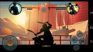 SHADOW FIGHT 2 INTERLUDE CHAPTER 10 DEFEAT!: BOSS FIGHT (All bodyguards + WASP)