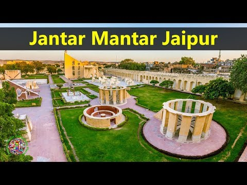 Best Tourist Attractions Places To Travel In India   Jantar Mantar Jaipur Destination Spot