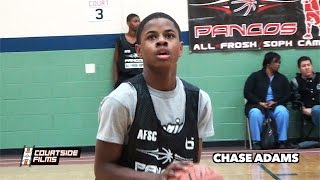 Chase Adams (2018) Mixtape @ The Pangos Midwest Camp