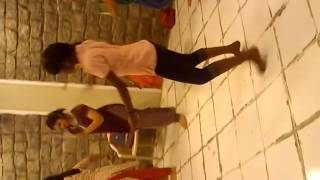 Dandia medley dance practice at RTP