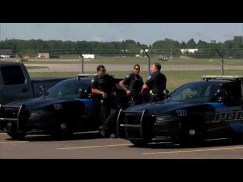 FBI looking at terrorism in Michigan airport stabbing