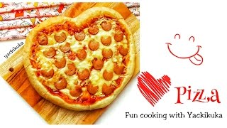How to make pizza from scratch ❤ Pizza - Resep pizza