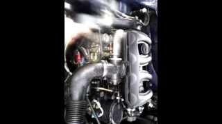 moteur dw8 qui broute et qui fume beaucoup
