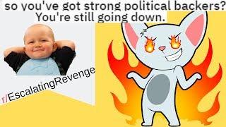 r/EscalatingRevenge  | Revenge at 3am | Day Three of Revenge Week.