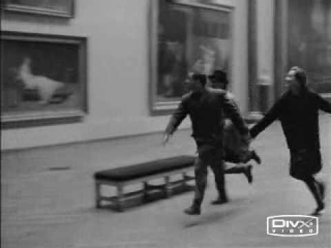 Jean-Luc Godard, Bande à part, 1964 [extrait]