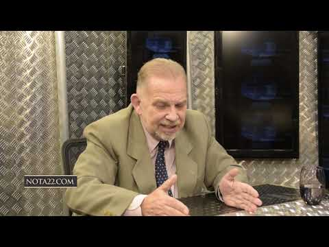 Antonio Rico y su análisis de la realidad política en Nota 22