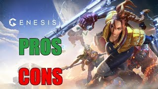 New PS4 MOBA Genesis - Pros and Cons