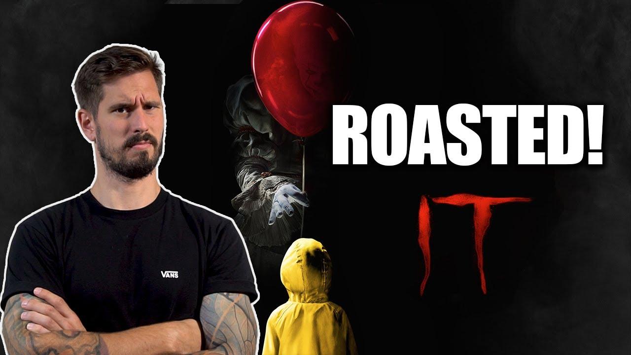 Download ROASTED! #10: IT - Jubilejná najdlhšia epizóda!!!
