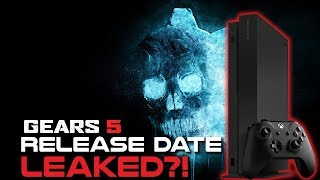 Gears 5 Release Date LEAKED - Could it Really Be Launching Spring 2019?