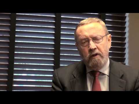 Future food crisis? - Sir John Beddington, Chief Scientific Advisor UK