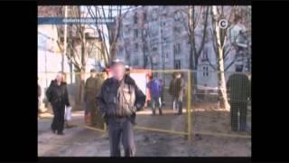 В Москве снесли хрущевку с людьми