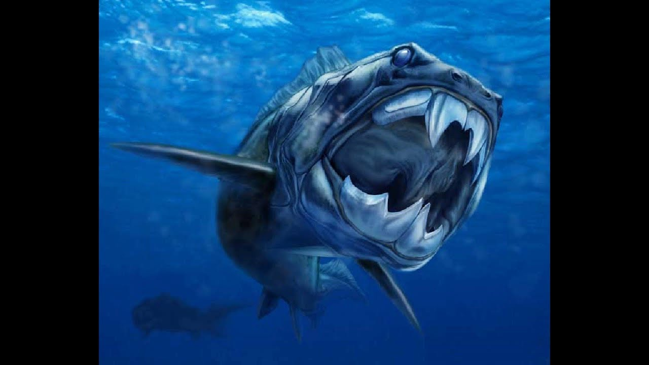 Top 5 Dinosaurs And Prehistoric Sea Creatures