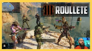 Shotgun Roulette in Black Ops 3! BO3 has aged real nice.