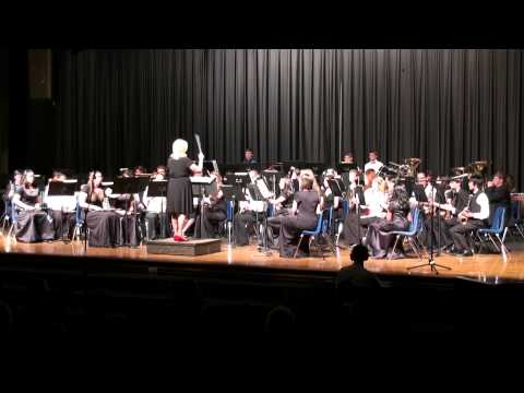 01  Symphonic Overture - Charles Carter - Patricia Blakeney, Conductor