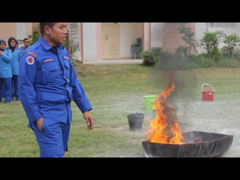 Civil Defence Skills & Training for Community USM