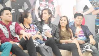 Tommy Esguerra on the current emotion he feels in the outside world