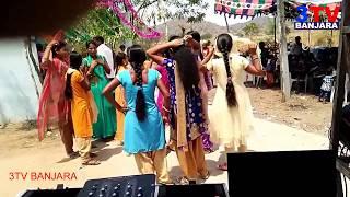 Banjara Girls Gang Rocking Dance in Marriage Barat | 3TV BANJARAA