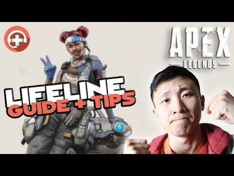 Lifeline Skills Guide (Little tips for beginner) - APEX LEGENDS PS4 Indonesia