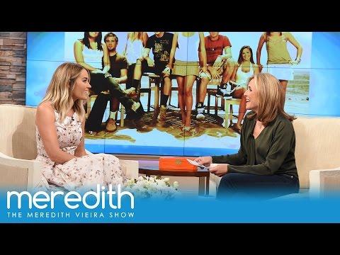 Lauren Conrad Reveals Reality TV Secrets | The Meredith Vieira Show