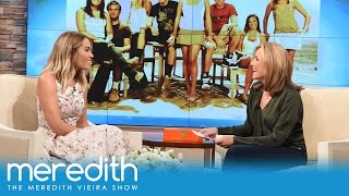 Lauren Conrad Reveals Reality TV Secrets | The Meredith Vieira Show Mp3