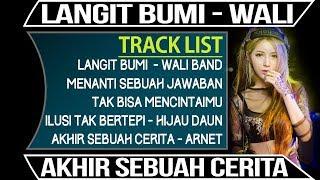 Gambar cover 2019 DJ REMIX LANGIT BUMI (Wali Band) VS ILUSI TAK BERTEPI (Hijau Daun) DUGEM PARTY