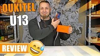 OUKITEL U13 [3+64GB] - Viel Speicher für wenig Geld? [Review, German, Deutsch]