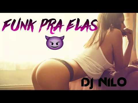 CD ESPECIAL FUNK 2018 - PRAS MINA DANÇAR - DJ NILO