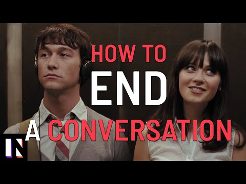 How To End A Conversation: 3 Science-Approved Tips | Inverse